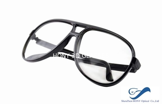 Popular Anti scratch Circular Polarized 3D Glasses For Masterimage Movie